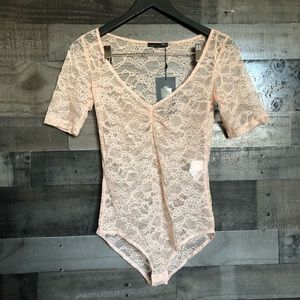 Zara Lace Body Suit